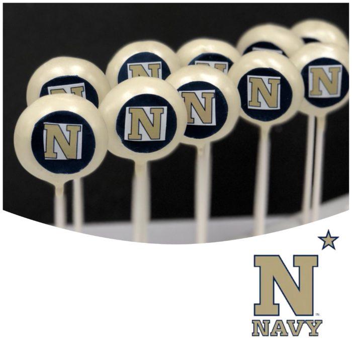 Navy Cakepops