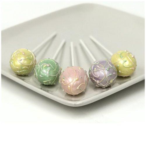 Faberge Easter Egg Cakepops