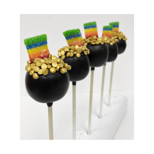Pot O' Gold Cakepops