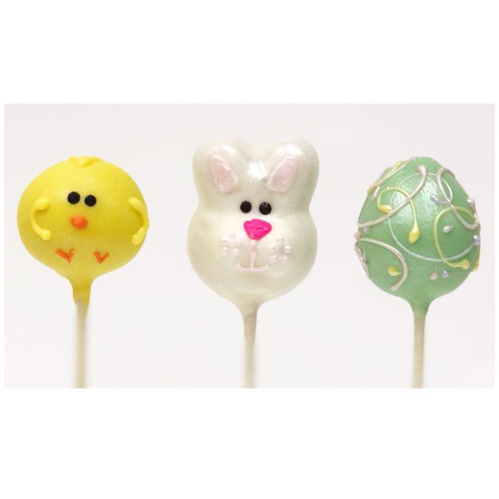 Easter Themed Cakepops