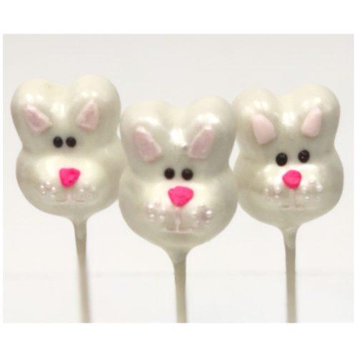 Easter Bunny Cakepops