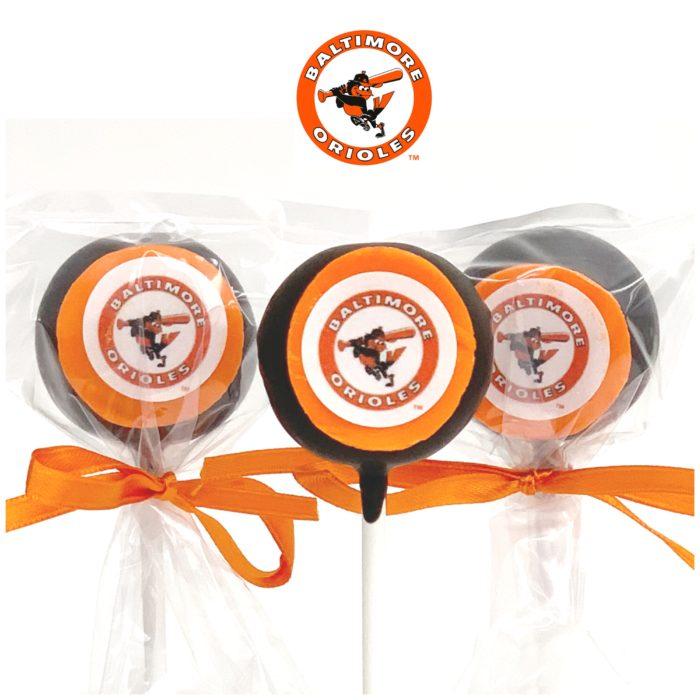 Cakepops Baltimore Orioles
