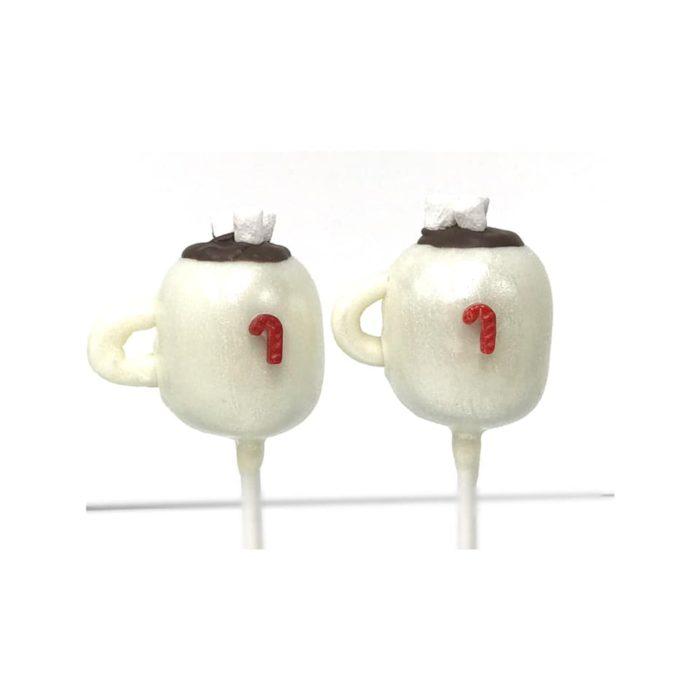 Hot Chocolate Cakepop