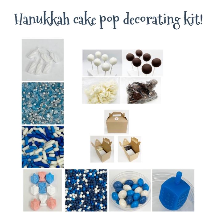 Hanukkah kit