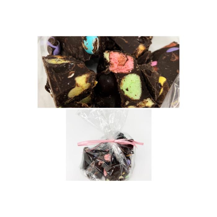 chocolate easter bark